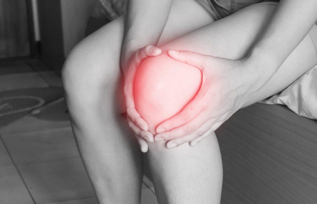 Douleur genou ostéopathie